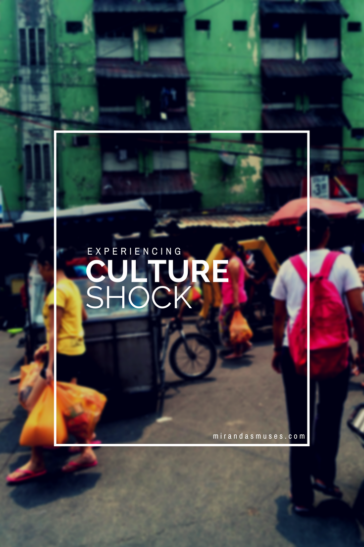 What is Culture Shock, and What Can I do to Avoid it?