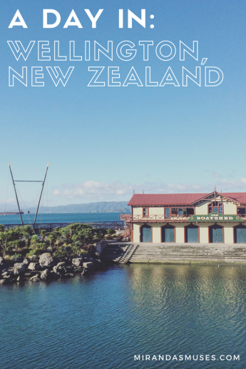 A Day In Wellington, New Zealand